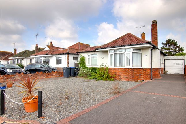 Thumbnail Bungalow for sale in Wadhurst Drive, Goring-By-Sea, Worthing