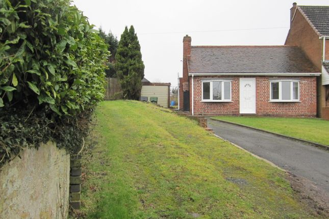 Thumbnail Detached bungalow to rent in Dark Lane, Romsley, Halesowen
