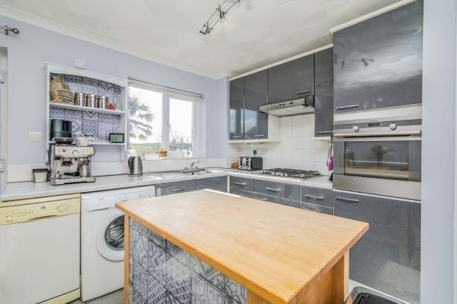 Kitchen Area of Pentire, Newquay, Cornwall TR7