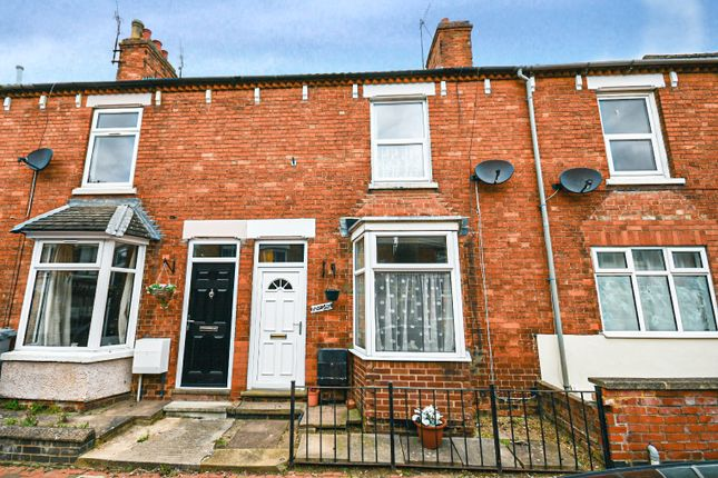 Thumbnail Terraced house for sale in Station Road, Desborough, Kettering