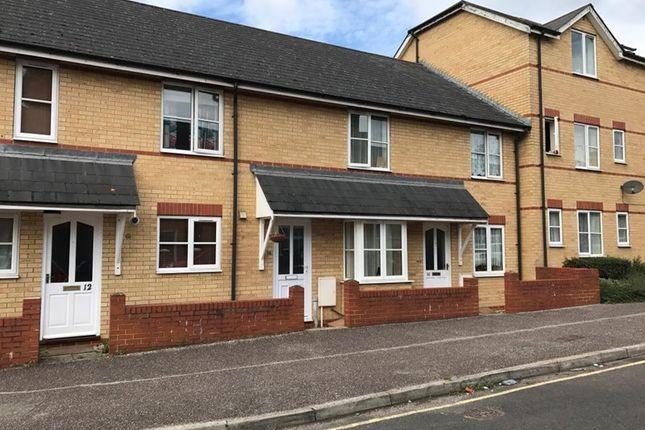 Thumbnail Terraced house to rent in Herbert Street, Taunton, Somerset
