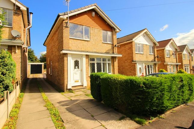 Thumbnail Detached house for sale in Beechfield, New Farnley, Leeds
