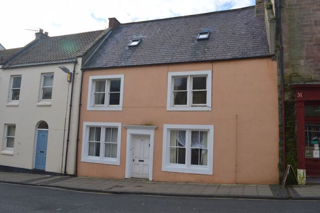 Thumbnail Maisonette for sale in Chapel Street, Berwick-Upon-Tweed