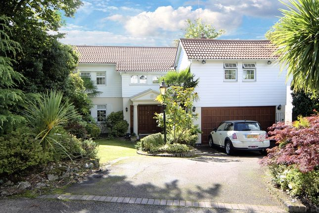 Thumbnail Detached house for sale in Adelaide Close, Stanmore
