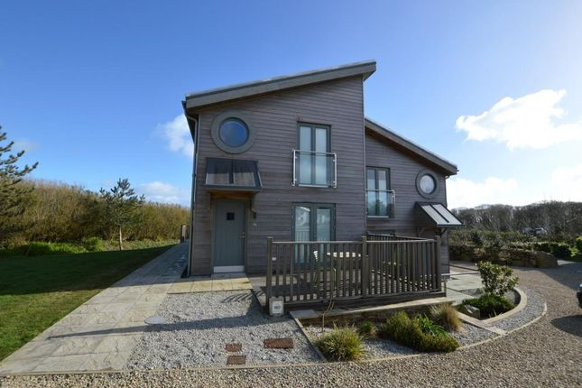 Thumbnail Terraced house for sale in Una, Trencrom Lane, Carbis Bay, Cornwall