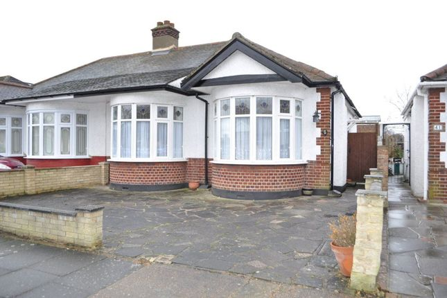 Thumbnail Bungalow to rent in Kent Drive, Hornchurch