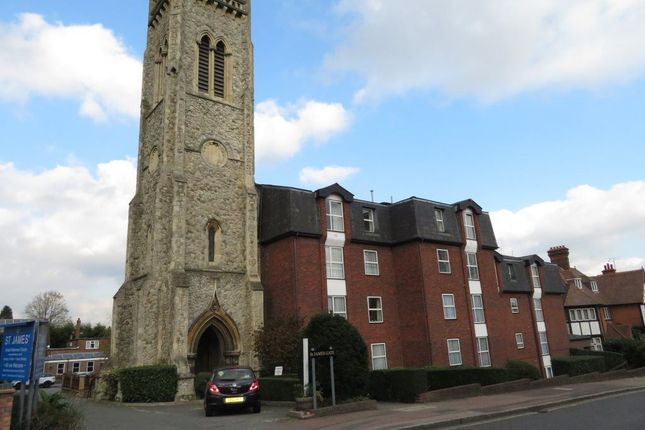 Thumbnail Flat to rent in Palmerston Road, Buckhurst Hill