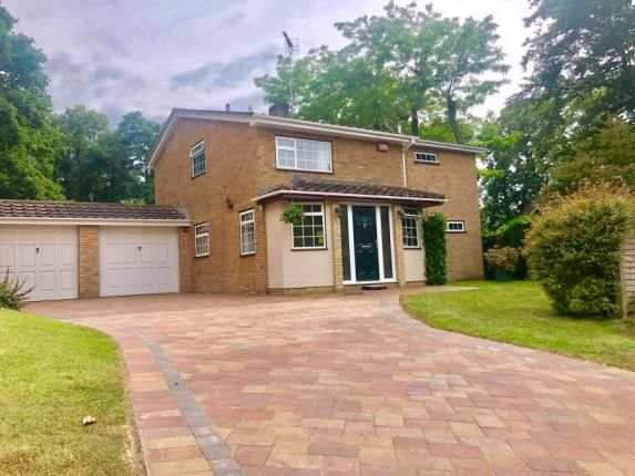 Thumbnail Detached house for sale in Chamberlains Gardens, Leighton Buzzard, Beds, Bedfordshire
