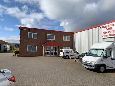 Thumbnail Warehouse to let in Armadillo Daventry, Broad March, Daventry, Northamptonshire
