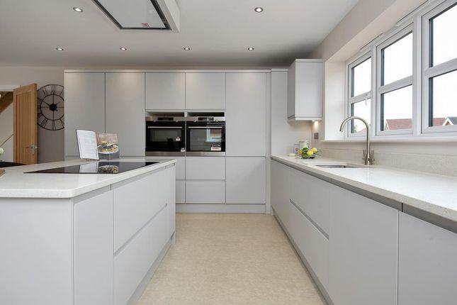 Fitted Kitchen of Quarndon Heights, Allestree, Derby DE22