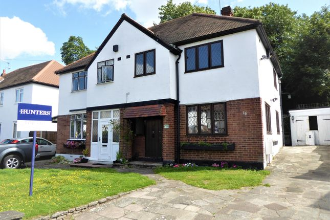 Thumbnail Semi-detached house for sale in Arcadian Avenue, Bexley, Kent