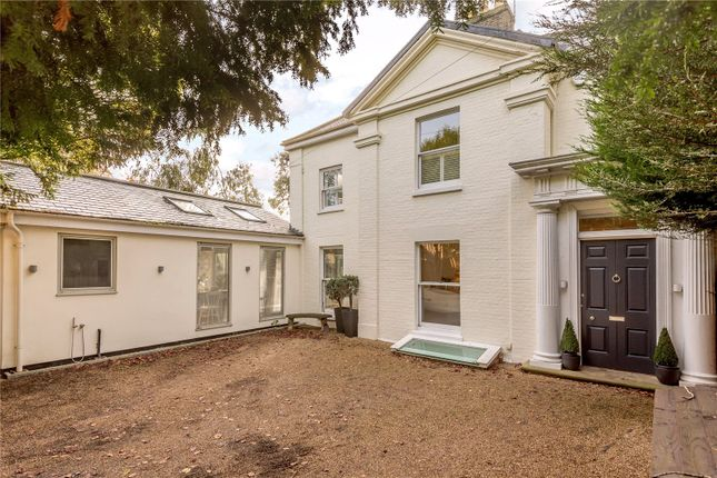 Thumbnail Detached house for sale in Mount Pleasant, Norwich