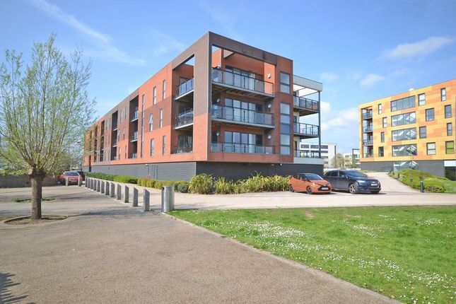 Thumbnail Flat to rent in Stylish Apartment, Usk Way, Newport