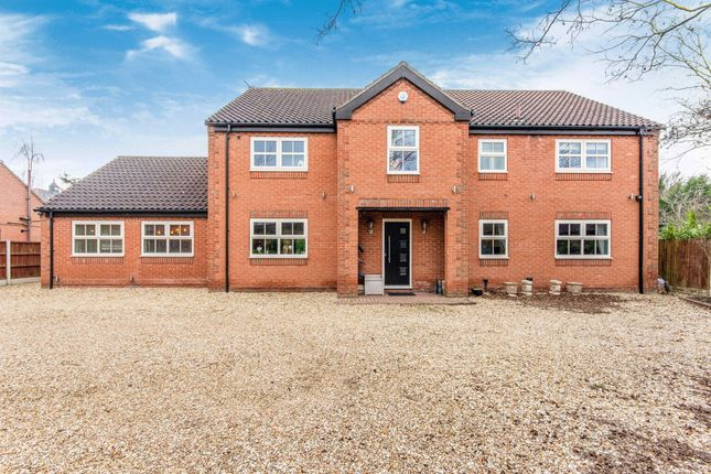 Thumbnail Detached house for sale in Wentworth Court, Bawtry, Doncaster