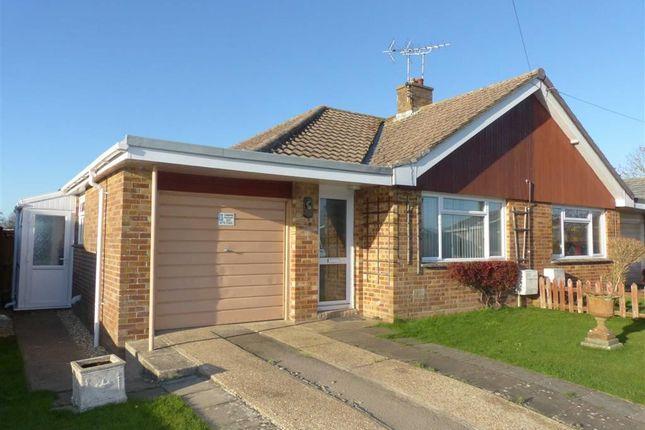 Thumbnail Semi-detached bungalow for sale in Ellerslie Close, Dorchester, Dorset