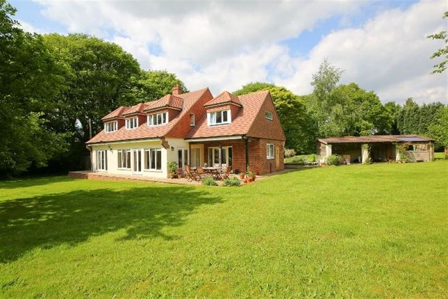 Thumbnail Detached house to rent in Jail Lane, Biggin Hill, Westerham