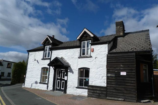 Thumbnail Detached house for sale in The Cornhill Inn And Cornhill Smithy, West Street, Rhayader, Powys