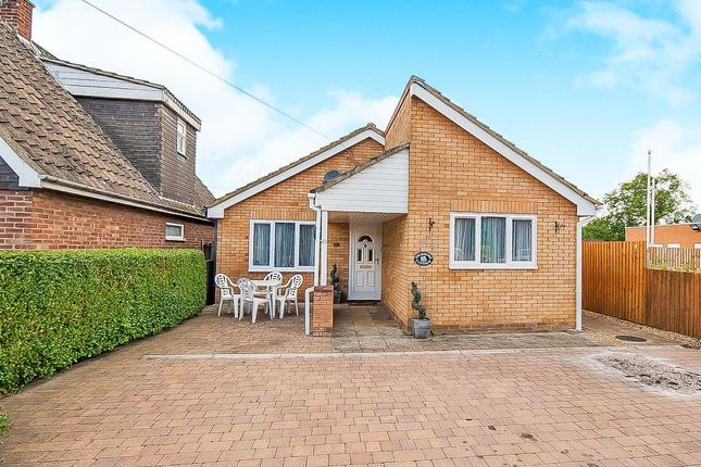 Thumbnail Bungalow to rent in London Road, Yaxley, Peterborough