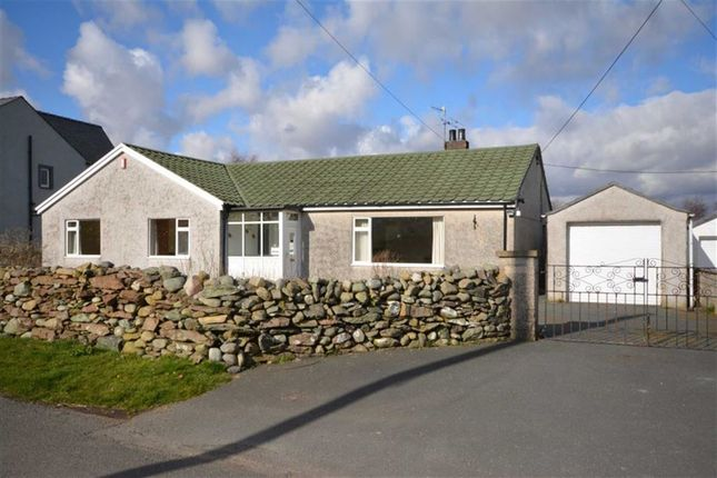Thumbnail Detached bungalow for sale in The Green, Millom