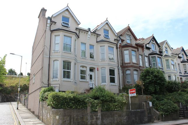 Thumbnail Flat for sale in Saltash Road, Keyham, Plymouth