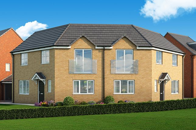 """Thumbnail Property for sale in """"The Oak"""" at Manor Way, Peterlee"""