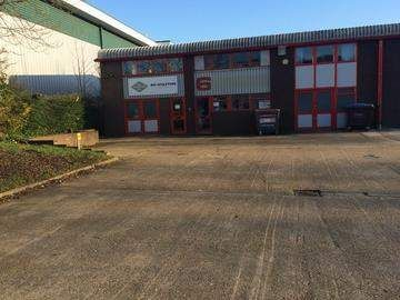 Thumbnail Office for sale in Frogmore, Park Industrial Estate, St. Albans