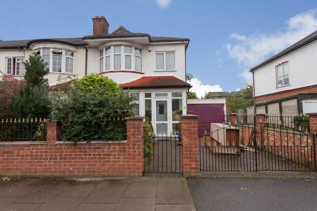3 bed terraced house for sale in Edgehill Road, Mitcham