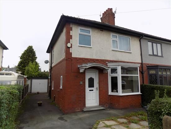 Thumbnail Property to rent in Woodville Road, Penwortham, Preston