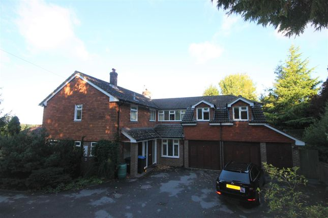 Thumbnail Detached house to rent in Ockley Lane, Hassocks