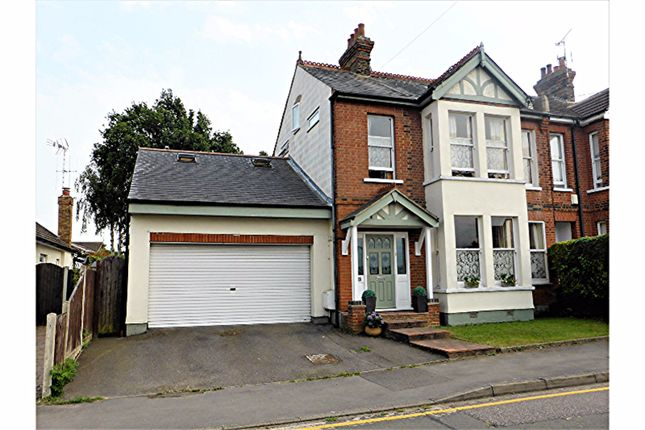 Thumbnail Semi-detached house for sale in Gladstone Road, Hockley
