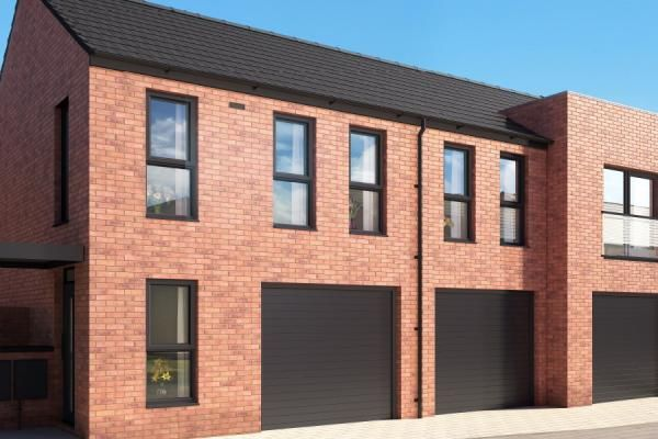 "Thumbnail Property for sale in ""The Kiln At The Potteries, Allerton Bywater"" at Goldcrest Road, Allerton Bywater, Castleford"