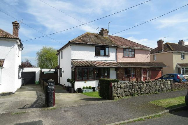 Thumbnail Semi-detached house for sale in Riverside, Banwell