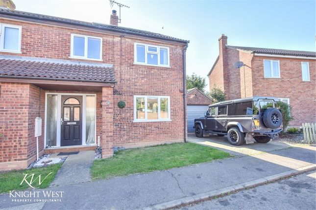 Thumbnail Semi-detached house for sale in Woodstock, West Mersea, Colchester, Essex