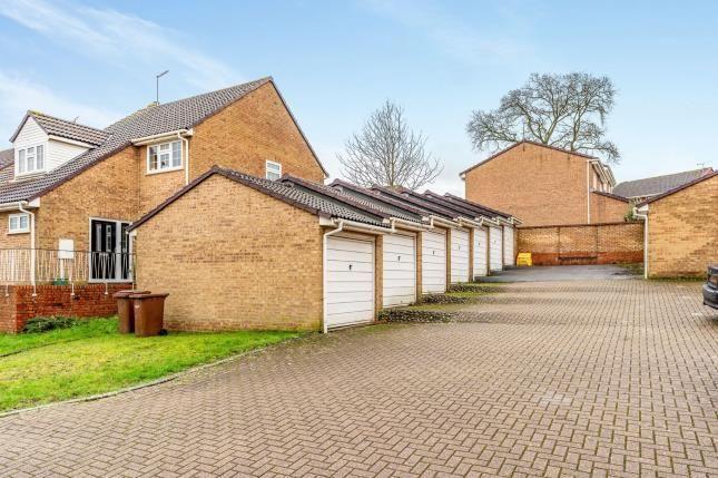 Garage of Bond Road, Gillingham, Kent ME8