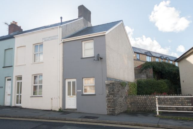 Thumbnail Semi-detached house to rent in Beehive Terrace, Trefechan, Aberystwyth