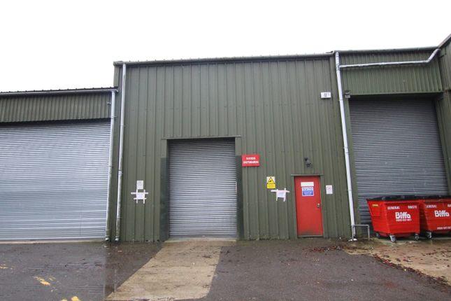 Thumbnail Industrial to let in Unit 12 Farringdon Industrial Centre, Farringdon, Alton