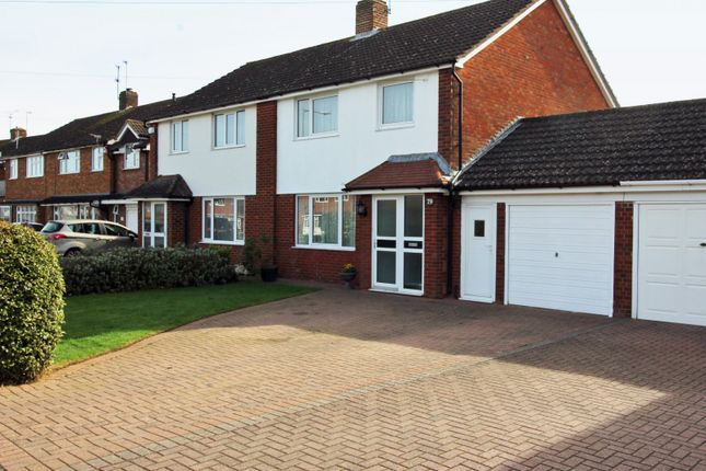 Thumbnail Link-detached house for sale in Bedgrove, Aylesbury