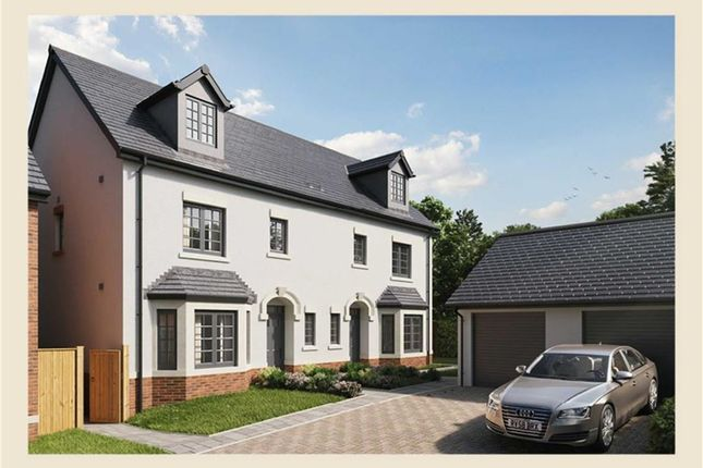Thumbnail Town house for sale in St. Nicholas's Court, Copper Beeches, Swansea