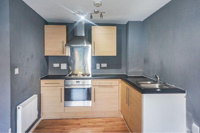 Kitchen of Lower Hall Street, St. Helens WA10