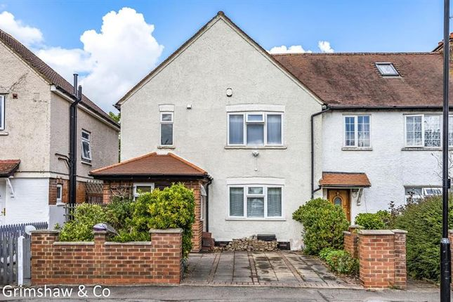 Thumbnail Property for sale in Maple Grove, Near To Gunnersbury Park, Ealing