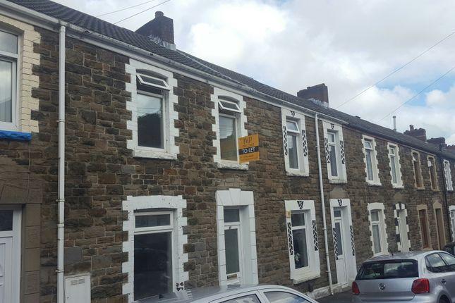 Thumbnail Terraced house to rent in Watkin Street, Swansea