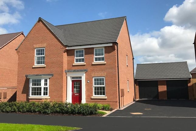 """Thumbnail Detached house for sale in """"Holden"""" at Torry Orchard, Marston Moretaine, Bedford"""