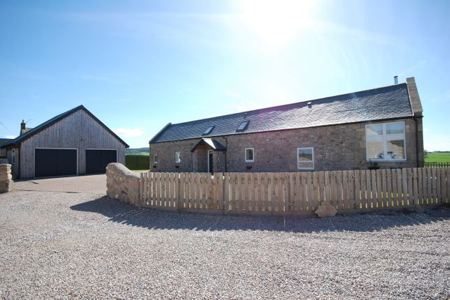 Thumbnail Detached house for sale in Mosstowie, Elgin