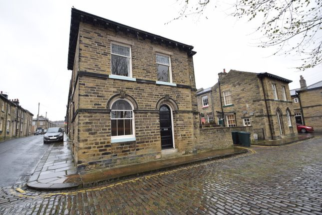 Thumbnail End terrace house to rent in Albert Terrace, Saltaire, Shipley