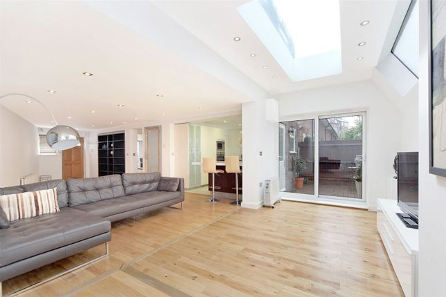 Thumbnail End terrace house to rent in Burdett Mews, Bayswater