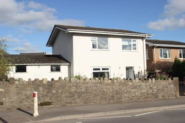Thumbnail Detached house for sale in Blorenge View, Llanfoist, Abergavenny
