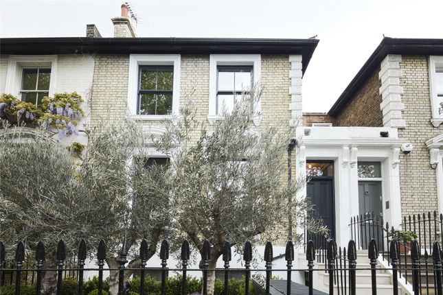 Thumbnail Terraced house for sale in Walham Grove, London