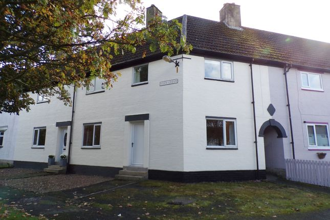 Thumbnail Terraced house for sale in Kern Green, Stonehaugh, Hexham