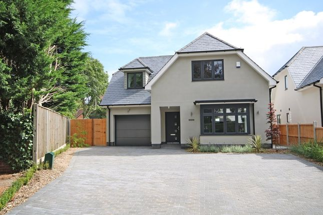 Thumbnail Property for sale in West Road, Bransgore, Christchurch