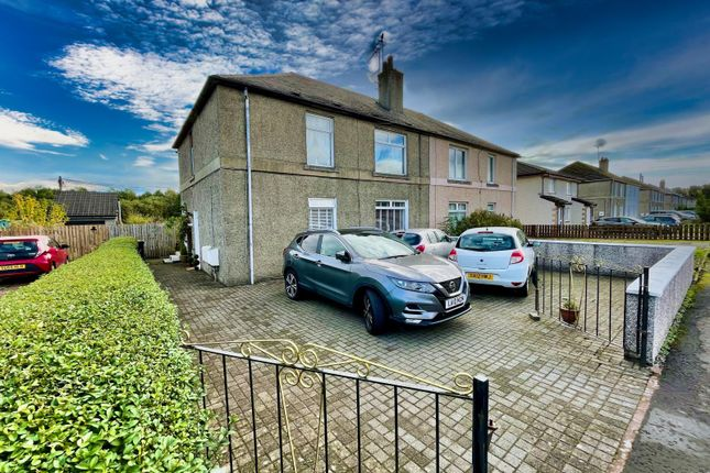 3 bed flat for sale in India Drive, Inchinnan, Renfrew PA4
